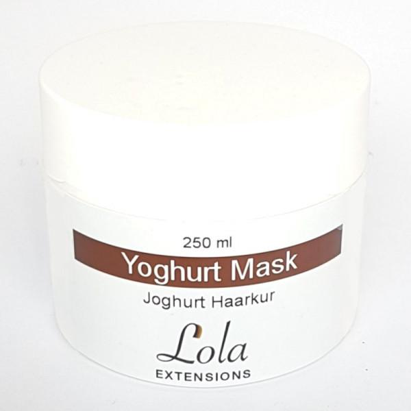 Joghurt Haarkur