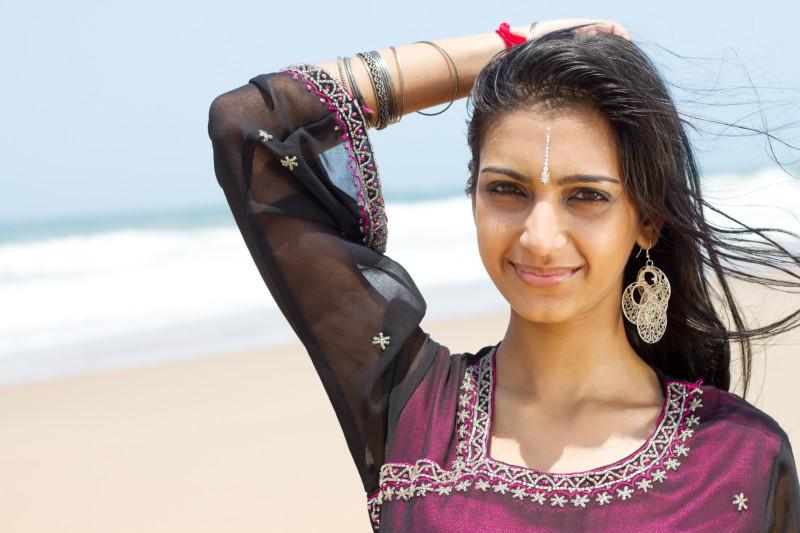 Indisches Remy Haar (Tempelhaar)