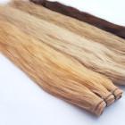 Echthaar-Tressen-Aschig-Blonde-Farbtoene